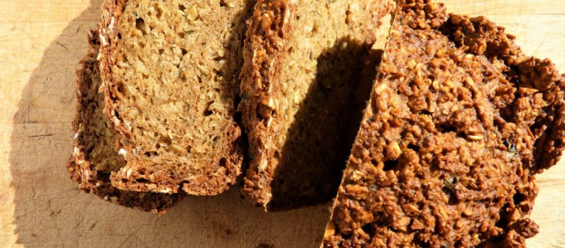 Dulse and Guinness Soda Bread